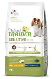 "Croccantini per cani ""Natural Trainer Sensitive Plus Mini Adult al cavallo"" - Trainer"