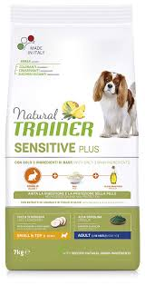 "Croccantini per cani ""Natural Trainer Sensitive Plus Mini Adult al coniglio"" - Trainer"