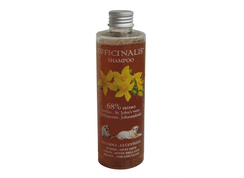 Shampoo all'iperico (per cuccioli) - Officinalis