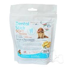 "Snack ""Dental Stick Soft Con Patate, Salvia e Prezzemolo - Grain Free"" - Dalla Grana"