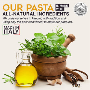 Made with All Natural Ingredient Linguine Pasta