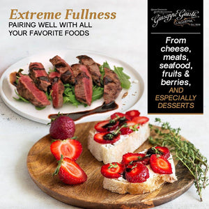 Italian Balsamic Vinegar for Extreme Fullness