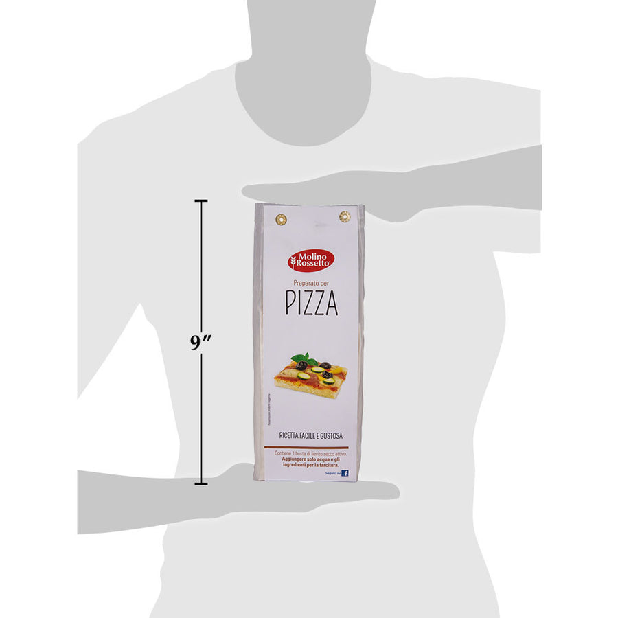 Molino Rossetto - Pizza Mix 17.6oz (500g)