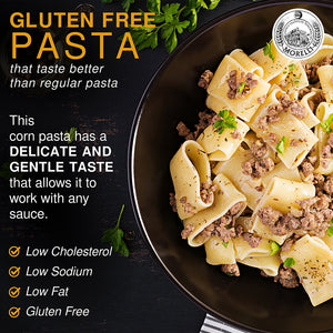 Delicate and Gentle Taste Gluten Free Pasta