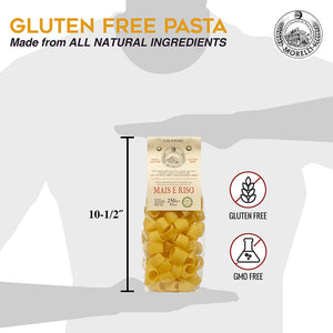 All Natural Ingredient Gluten Free Calamari Pasta