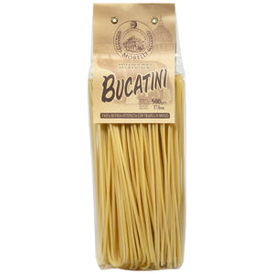 Morelli Bucatini Tube Pasta 17.6oz (500g)