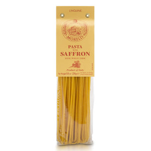 Morelli Linguine Pasta with Saffron 8.8oz / 250g