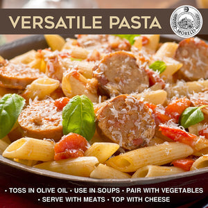 Versatile Penne Pasta with Wheat Germ