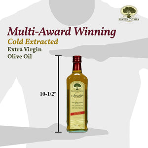 Multi Award Winning Cold Extracted Extra Virgin Olive Oil