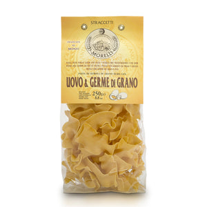 Morelli Pasta Egg Straccetti with Wheat Germ 8.8oz / 250g