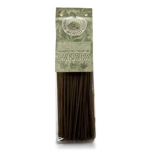 Morelli Linguine Made with Hemp Seed Flour & Wheat 8.8oz / 250g