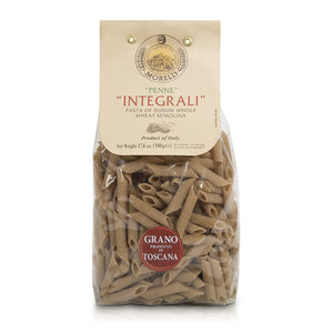 Morelli Penne Integrali Whole Wheat Pasta 17.6oz / 500g