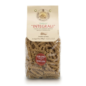 Morelli Whole Wheat Fusilli Integrali Pasta 17.6oz / 500g