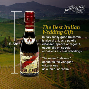 Banda Rossa Balsamic Vinegar The Best Italian Wedding Gift