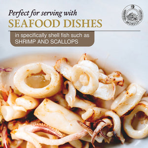Nero Di Seppia Pasta is Perfect for Seafood Dishes