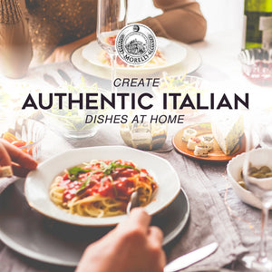 Authentic Italian Dinner at Home with Morelli Spaghetti Pasta