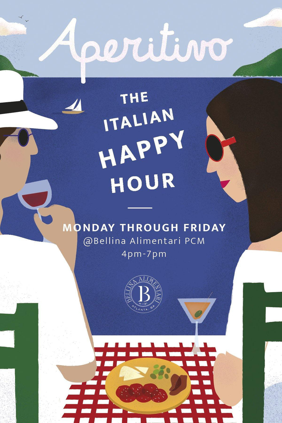 Aperitivo - The Italian Happy Hour