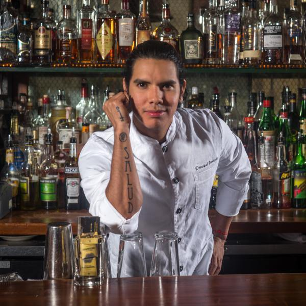 Guest Bartender Cocktail Hour (Feb 1)