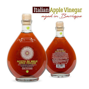Italian Apple Vinegar Aged in Barrique