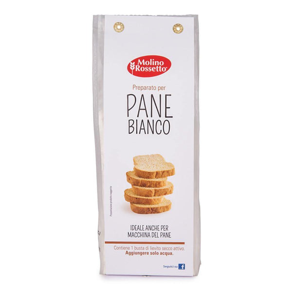 Molino Rossetto - Pane Bianco Bread Mix 17.6oz (500g)