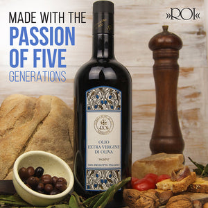 Roi Made with the Passion of Five Generations