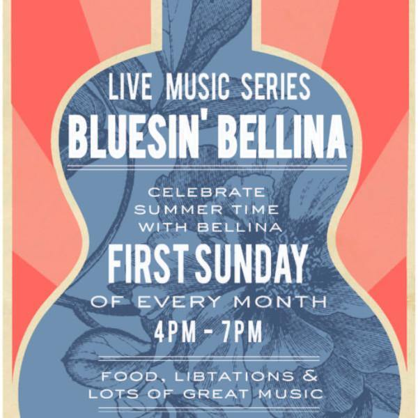 Bluesin' Bellina (Sept 3)