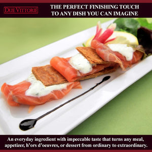 The Perfect Finishing Touch Italian Balsamic Vinegar