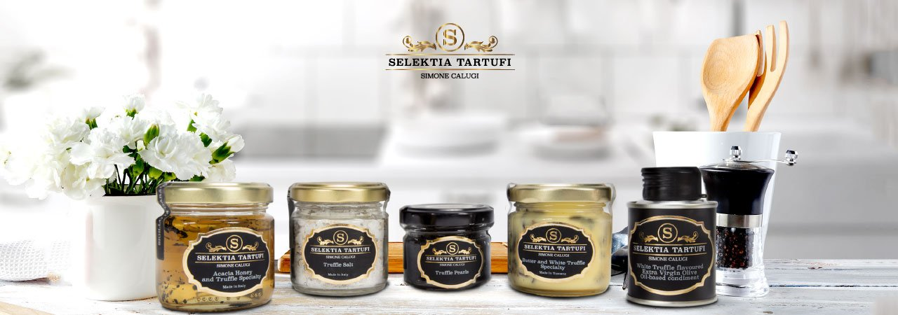 Selektia Tartufi Truffle Products from Tuscany
