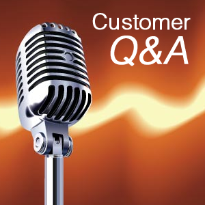 Customer Questions & GutterBrush Replies - Written Dialog