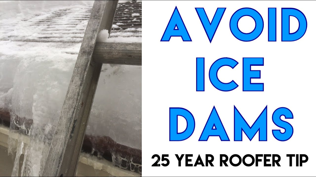 gutter guards cause ice dam problems