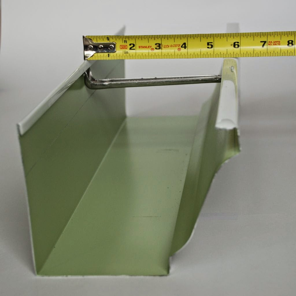 Gutter Guard Sizes Dimensions How To Measure Gutters