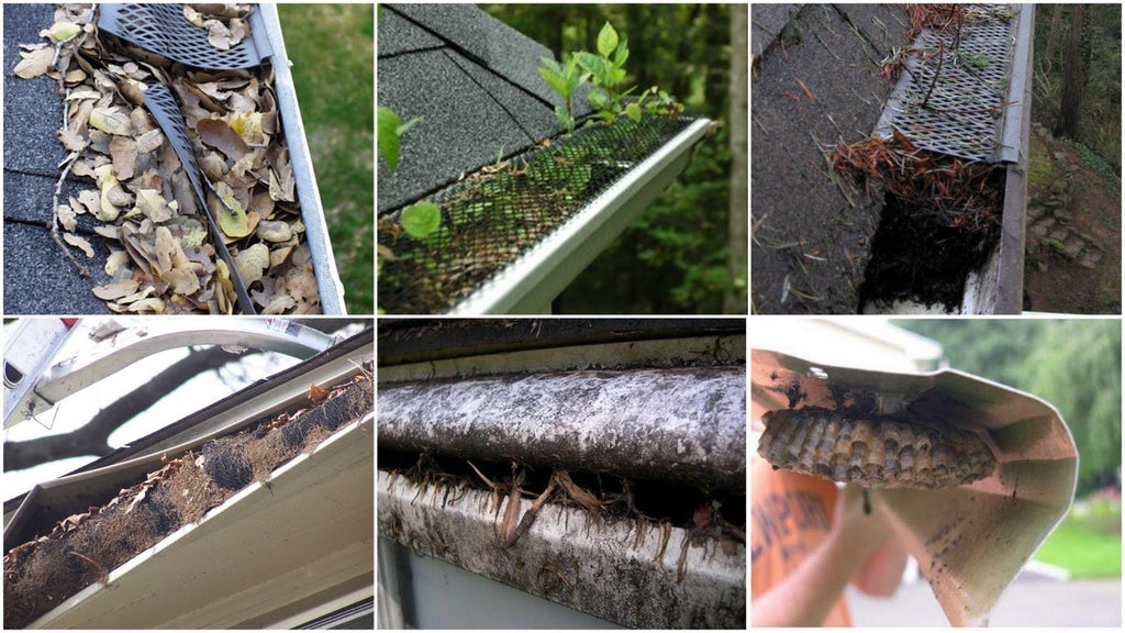Gutter Guard Comparison Gutter Screens Covers Filters