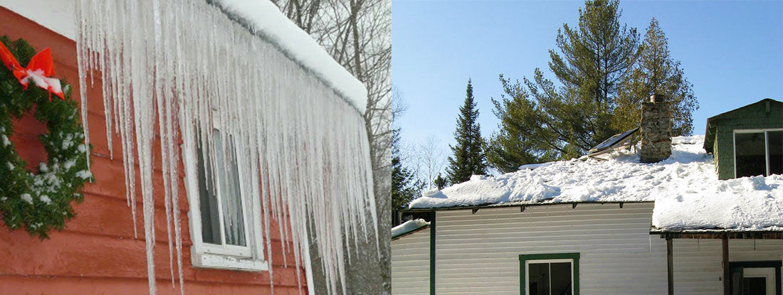 Improve Winter Gutter Performance, Decrease Ice Issues with