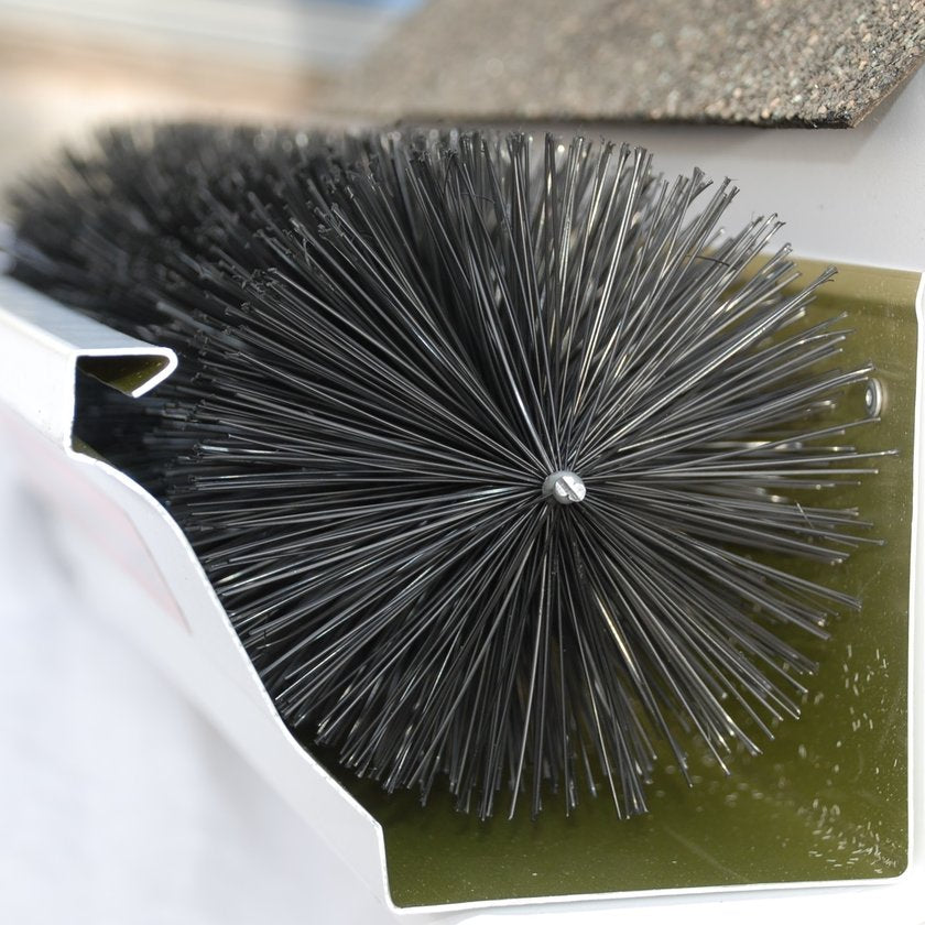 Gutter Covers Leaf Guard Comparison Why Gutterbrush Wins