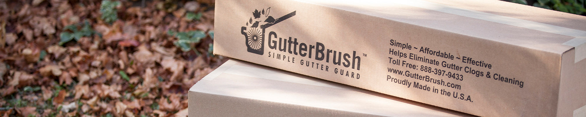 GutterBrush Product Comparison