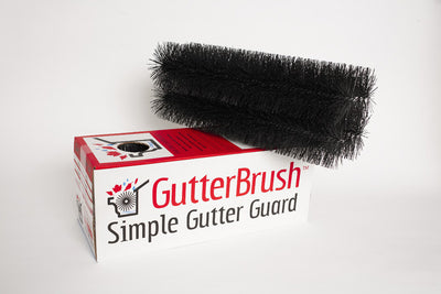GutterBrush Trial Pack - 4 x 18 Inch Sections - 6 Ft. Total - GutterBrush