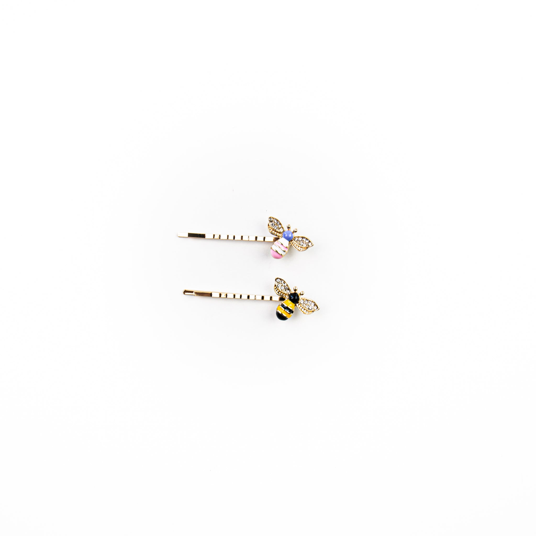 Bumble Bee Bobby Pins