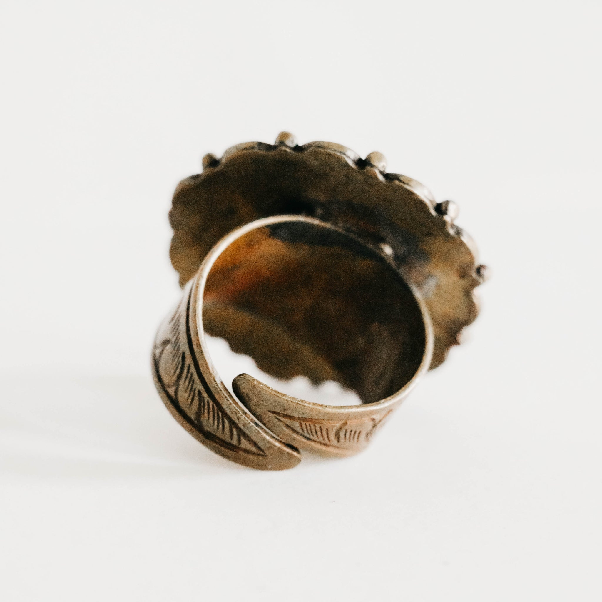 Polished Stone Ring