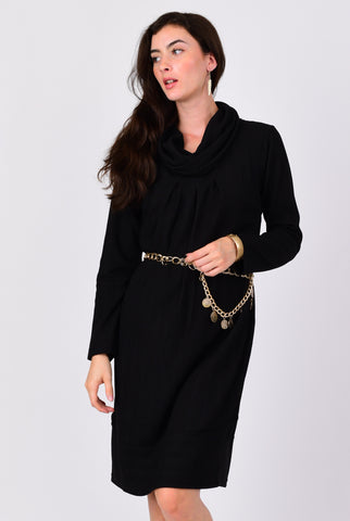 Elena Cowl Neck Tunic