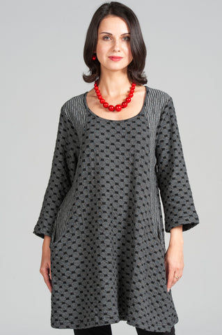 Samantha Two Tone Tunic