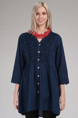 Piper Embroidery Top