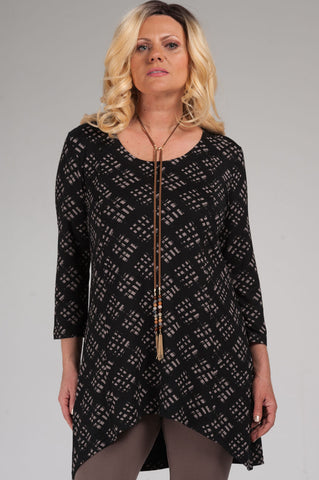 Willow Round Neck Tunic