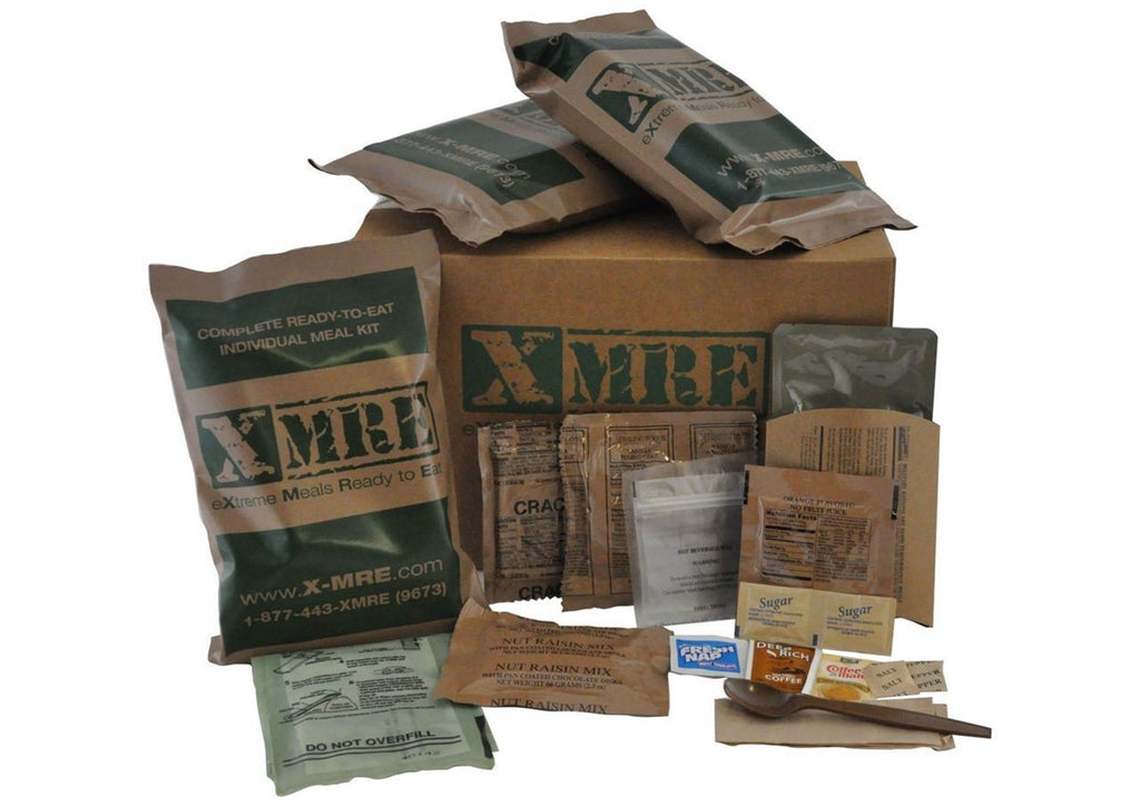 What Are MREs? Here's a little food for thought.