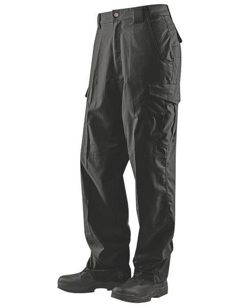 TRU-SPEC® MEN'S 24-7 SERIES® ASCENT TACTICAL PANTS - Black (1035)