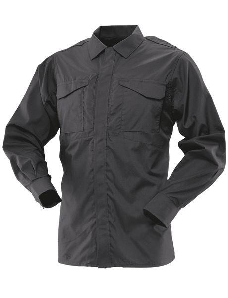 TRU-SPEC® MEN'S 24-7 SERIES® ULTRALIGHT LONG SLEEVE UNIFORM SHIRT (1051/1057/1058/1059)
