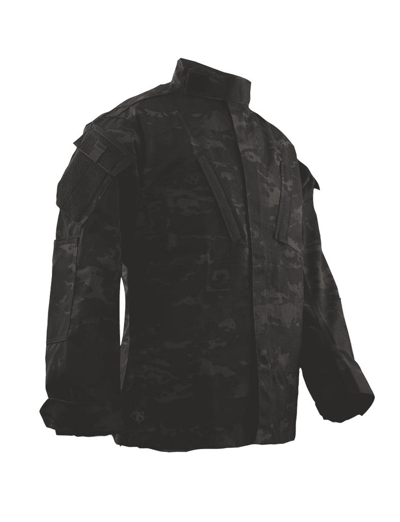 TRU-SPEC® TACTICAL RESPONSE UNIFORM® (T.R.U.®) SHIRTS-MultiCam Black (1229)