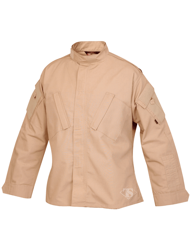 TRU-SPEC® TACTICAL RESPONSE UNIFORM® (T.R.U.®) SHIRTS-Khaki (1286)