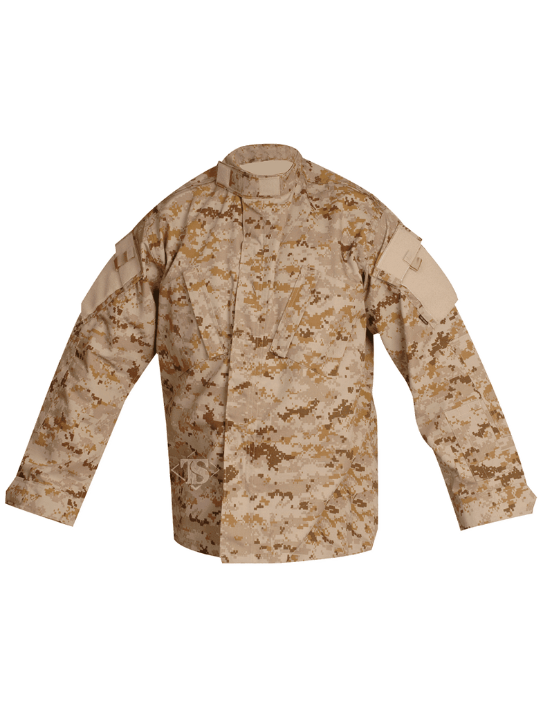 TRU-SPEC® TACTICAL RESPONSE UNIFORM® (T.R.U.®) SHIRTS-Desert Digital (1292)
