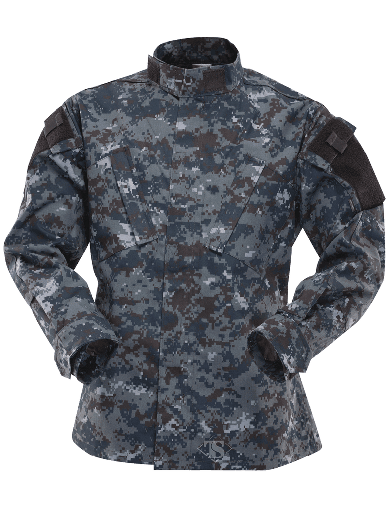 TRU-SPEC® TACTICAL RESPONSE UNIFORM® (T.R.U.®) SHIRTS-Midnight Digital (1311)