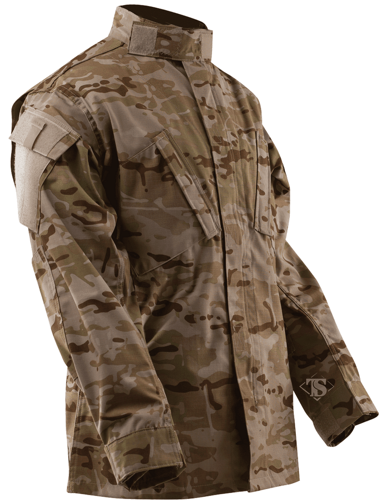 TRU-SPEC® TACTICAL RESPONSE UNIFORM® (T.R.U.®) SHIRTS-MultiCam Arid (1325)